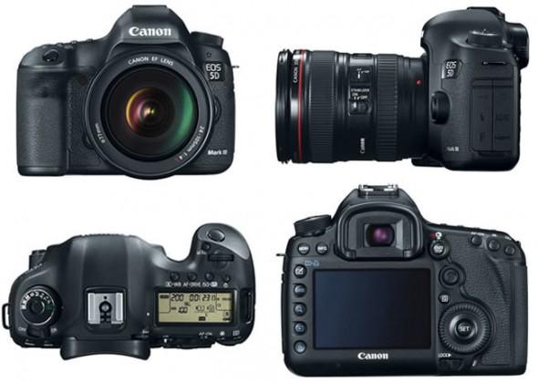 Canon EOS 5D Mark III medley