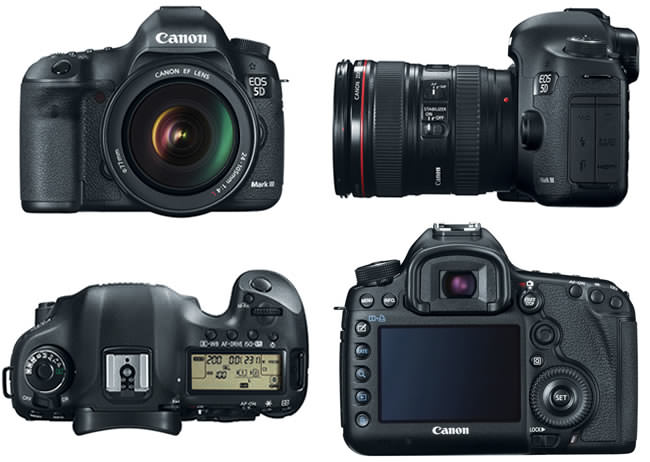 Canon eos 5d mark iii full frame dslr unleashed 22 for Canon eos 5d full frame