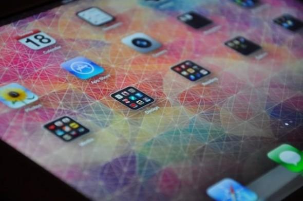 Cuben Space 1 new iPad Retina Wallpaper