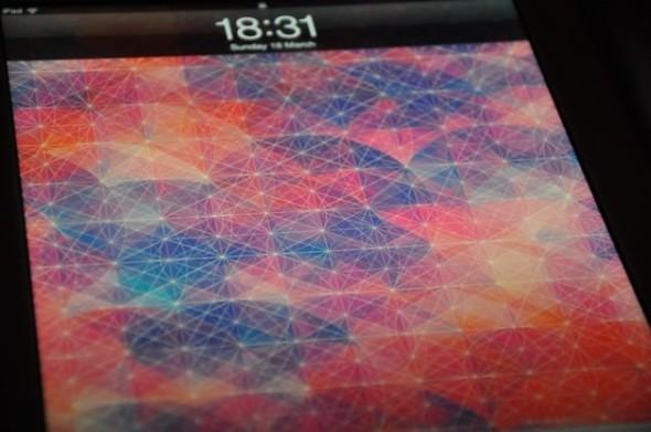 Cuben Space 3 new iPad Retina Wallpaper