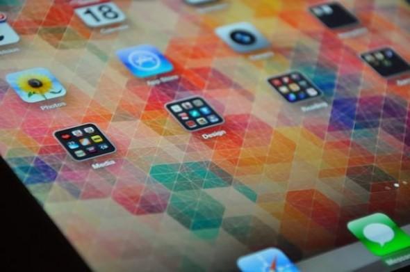 Cuben Space 4 new iPad Retina Wallpaper