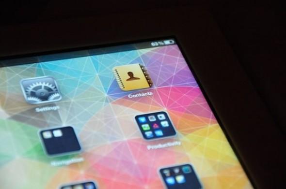 Cuben Space 5 new iPad Retina Wallpaper