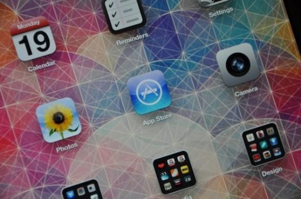 Cuben Space 6 new iPad Retina Wallpaper