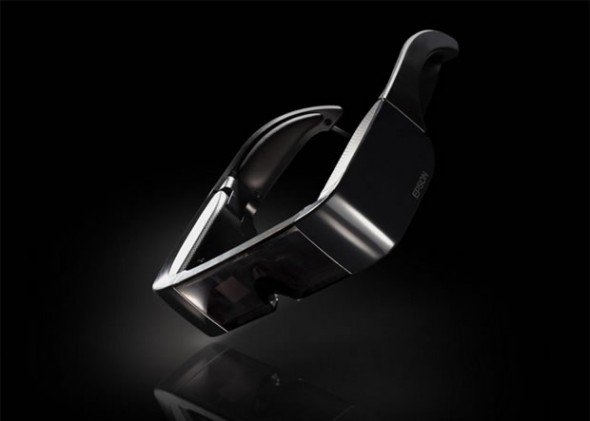 EPSON Moverio BT-100 Android 3D glasses