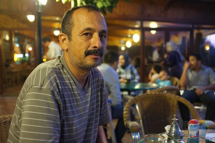 Fujifilm X100 sample shot: Tangier, Morocco @ 1/25sec f/2.0, ISO 1600