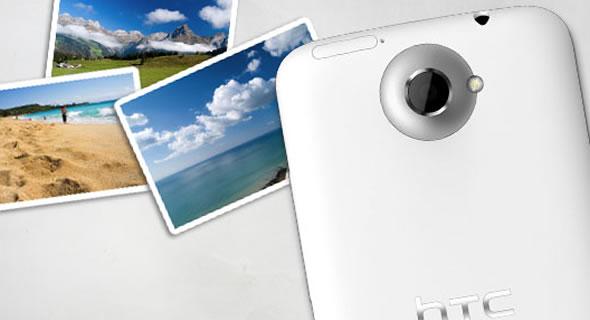 HTC One X ImageSense camera