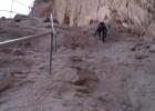 HTC One sample shot - Camelback Mountain climbing
