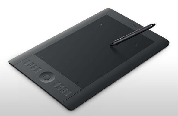 Wacom Intuos5 touch Medium digitizer