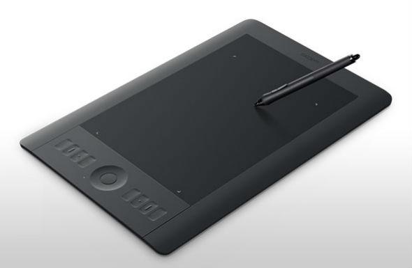 Wacom Intuos5 touch Medium digitizer