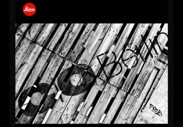 Leica May 10th 2012 Berlin event invite