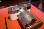 White Leica M9-P limited edition with 50mm/0.95 Noctilux lens