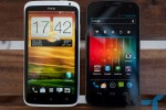 Display shootout: HTC One X vs. Galaxy Nexus