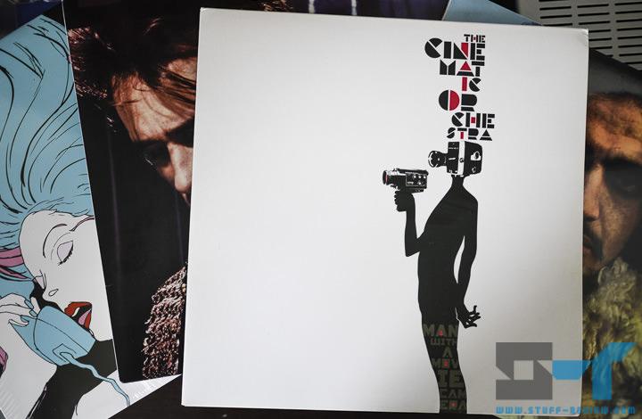 LP album covers