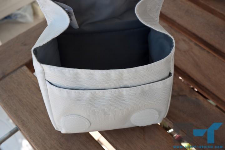 Manfrotto Nano VII camera pouch inside