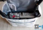 Manfrotto Nano VII camera pouch with Fujifilm X100 inside