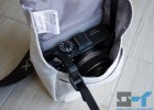 Manfrotto Nano VII camera pouch with Panasonic GF1 inside