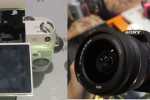 Sony Alpha A37 and NEX-F3 digital cameras leaked photos