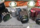 Sony NEX-F3 MILC different colors
