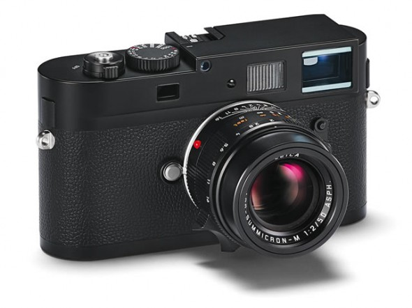 Leica M Monochrom black-and-white digital camera