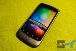 Nexus One unlock screen