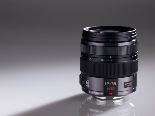 Panasonic Lumix G X VARIO 12-35mm f/2.8 lens
