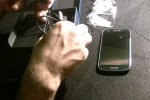 Samsung Galaxy S III unboxing video
