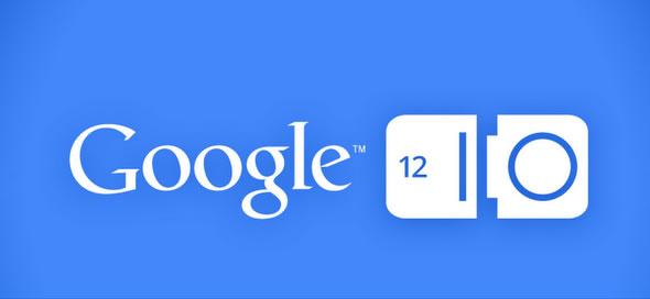 Google I/O 2012 event logo